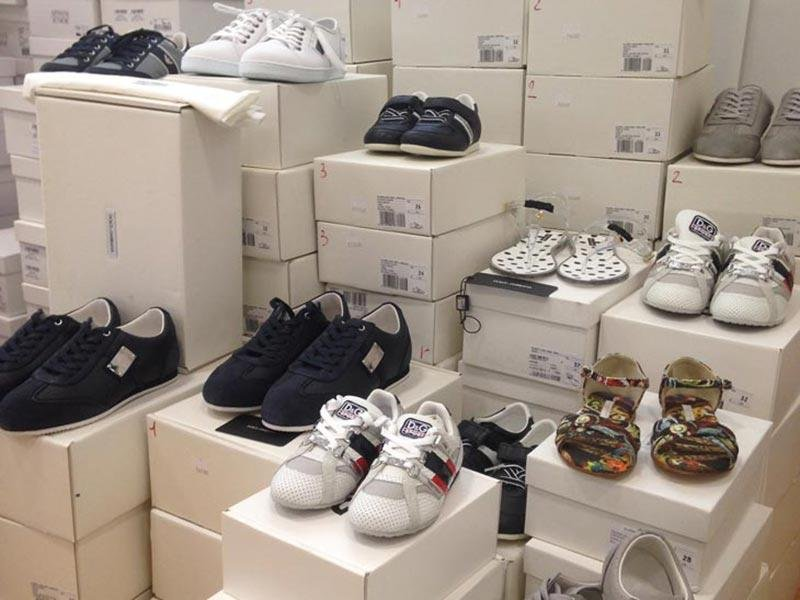 Stock Scarpe Bambino Ingrosso Gabbana Da Karma Moda Dolce amp; rfwqRrP