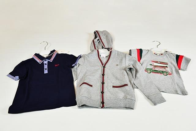 pretty nice 6a248 3ae42 Ingrosso abbigliamento bambino Gucci - Ingrosso e Stock