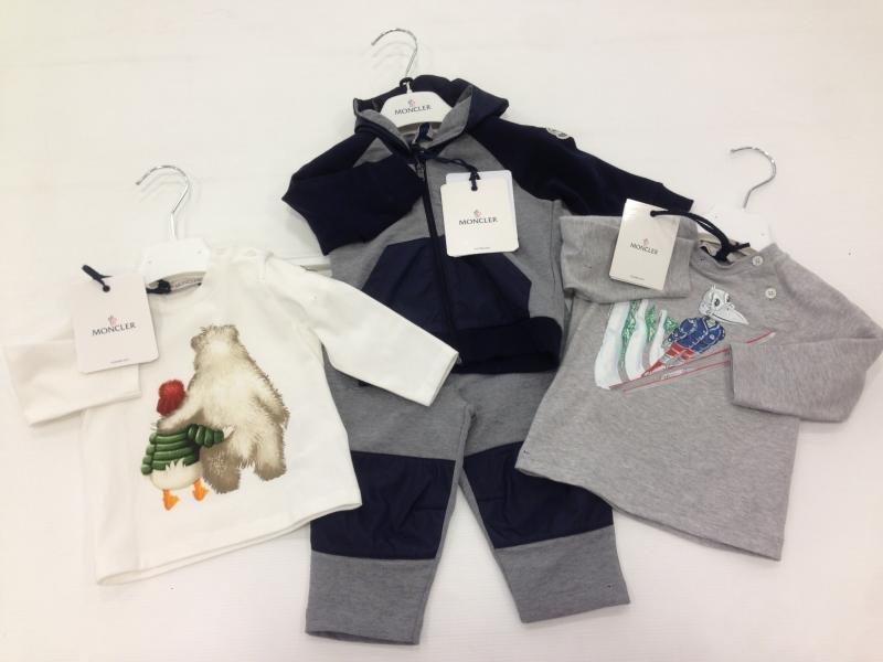 official photos 11439 4b465 Stock Abbigliamento Moncler da bambino - Ingrosso Karma Moda