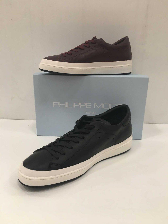 Scopri tutte le calzature da uomo firmate Philipp Model disponibili nel  nostro Showroom in stock e all ingrosso. fb44ecf05ff