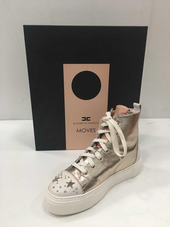 Stock calzature Elisabetta Franchi da donna - Ingrosso Karma Moda 0596284b497